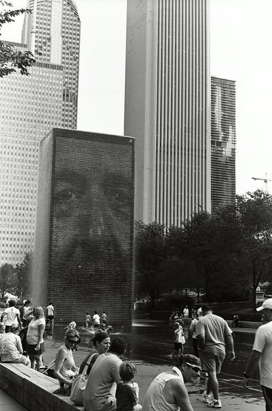 Millenium Park, Chicago IL