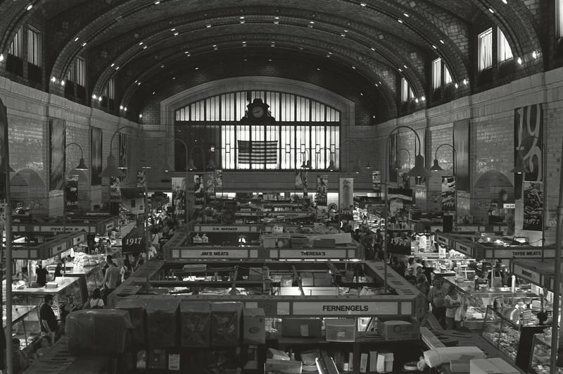 West Side Market, Cleveland OH