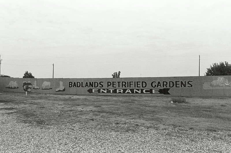 Petrified Gardens, SD