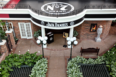 Gaylord Opryland Resort: Nashville Tennessee  Jack Daniels Restaurant © Copyright m2 Photography - Michael J. Mikkelson 2009. All Rights Reserved. Images can not be used without permission.