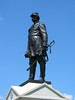 Abner Doubleday Memorial at Gettysburg