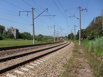 2016-07-13, Stop on a railroad near Nizhnebakanskaya