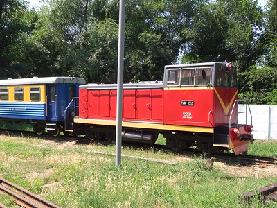 2016-07-12, Children's Railway in Rostov-on-Don