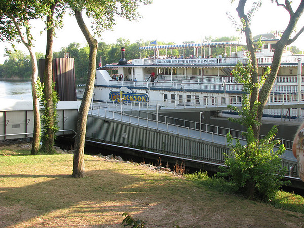 General Jackson Showboat, Nashville, TN.