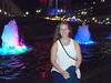 Fountain in Niagara Falls
