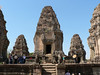 A minor temple, the Eastern Mebon.  It would be a major site anywhere but in Angkor.