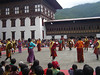 Opening the days activities is the folk dancer-singer group.