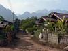 Vang Vien village scenes_2