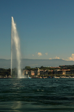 Geneva Switzerland,  East Bank