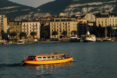 Geneva, west shore