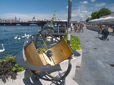 Geneva waterfront
