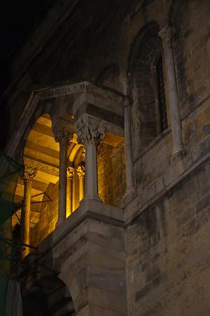 San Lorenzo night
