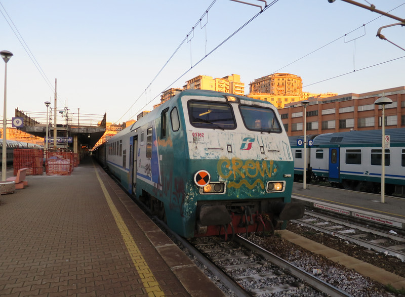 Tip van Rail Away