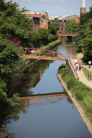 C & O Canal, Georgetown