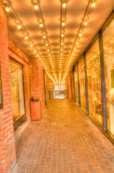 M St. Alley