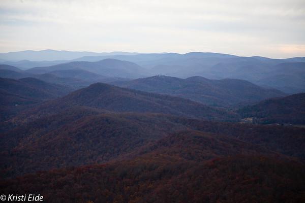 Georgia - Blood Mountain