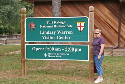Fort Raleigh NHS - Roanoke Island - Manteo, NC