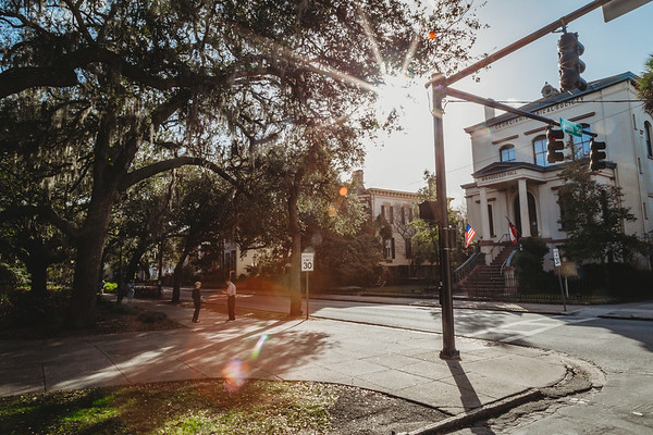 Trying to trick my brain into thinking the morning sun in wintery Toronto is the same as the morning sun in Savannah