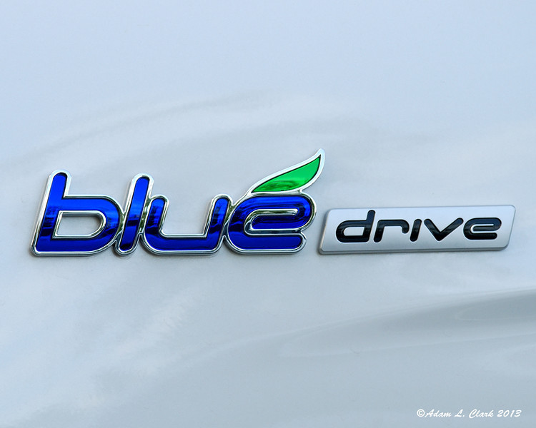 It had Blue Drive... whatever that means