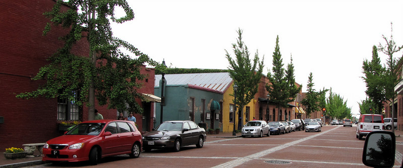 Downtown Area - Augusta, GA - May 14, 2010