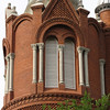 Architectural Detail - Sacred Heart Cultural Center Built in 1900 - a Former Catholic Church - Augusta, GA - May 14, 2010