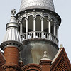 Architecture of Sacred Heart Cultural Center Built in 1900 - a Former Catholic Church - Augusta, GA - May 14, 2010