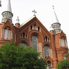 Sacred Heart Cultural Center Built in 1900 - a Former Catholic Church - Augusta, GA - May 14, 2010