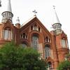 Sacred Heart Cultural Center Built in 1900 - a Former Catholic Church - Augusta, GA - May 14, 2010