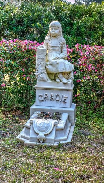 Bonaventure Cemetery, March 8, 2017