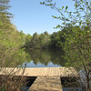 Lake at Chattahoochee Nature Center, Roswell, GA