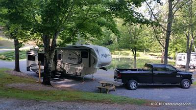 Long Ridge Camp - Hiawassee, Georgia