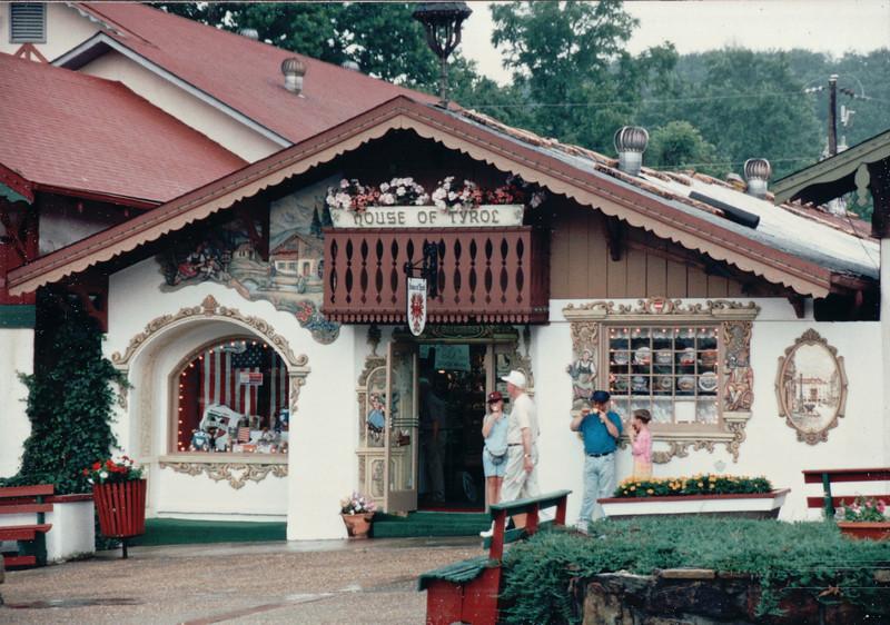 House of Tyroe - Helen, GA  6-11-94
