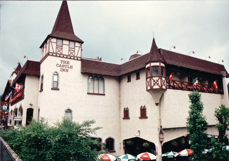 The Castle Inn - Helen, GA  6-11-94