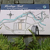 Map of North Oconee River Greenway Heritage Trail - Athens, GA  2/8/13