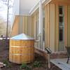 Rainwater Recovery - Sandy Creek Nature Center - Athens, GA  2/9/13