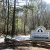 Entrance - Sandy Creek Nature Center - Athens, GA  2/9/13