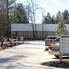 Parking & Visitor Center Ahead - Sandy Creek Nature Center - Athens, GA  2/9/13