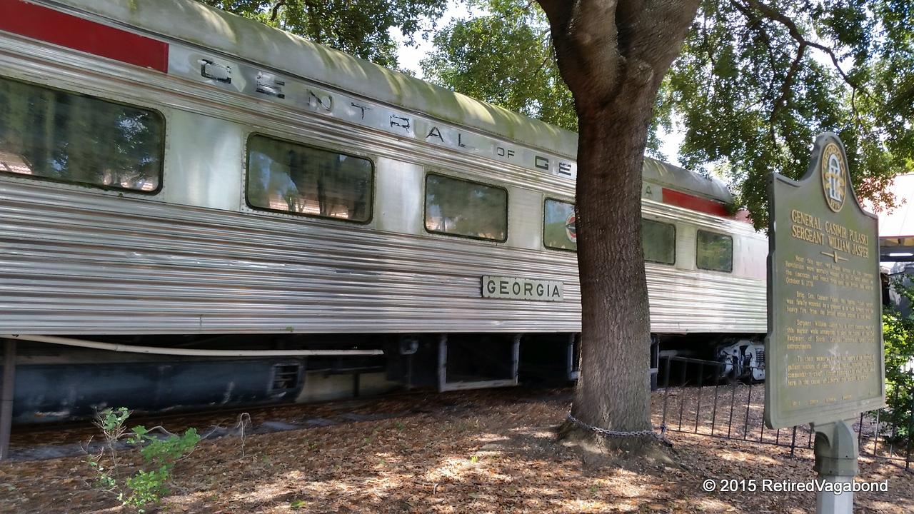 Rail Museum Savannah