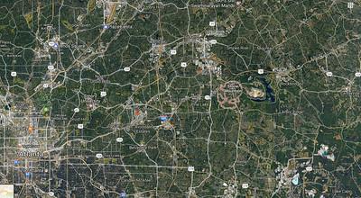 Atlanta & Stone Mt