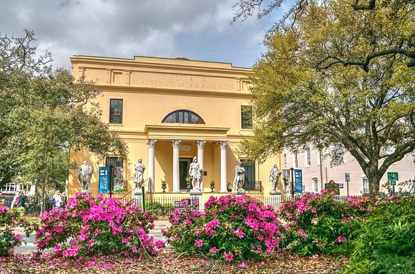 Telfair Academy, Savannah, Jan. 30, 2018