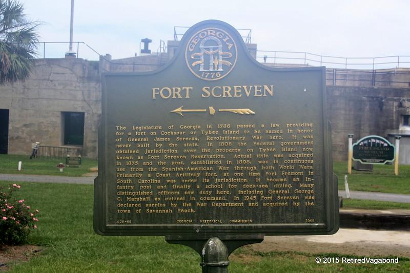 Fort Screven