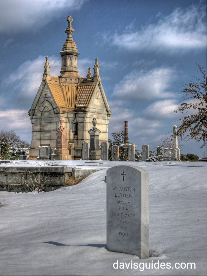 HIstoric Oakland Cemetery, Atlanta