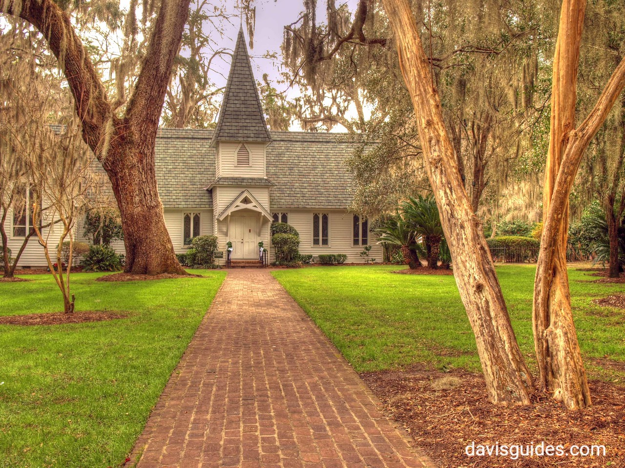 Christ Church Frederica, St. Simons Island