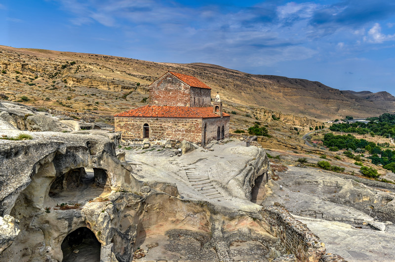 Church Of Prince - Uplistsikhe, Georgia