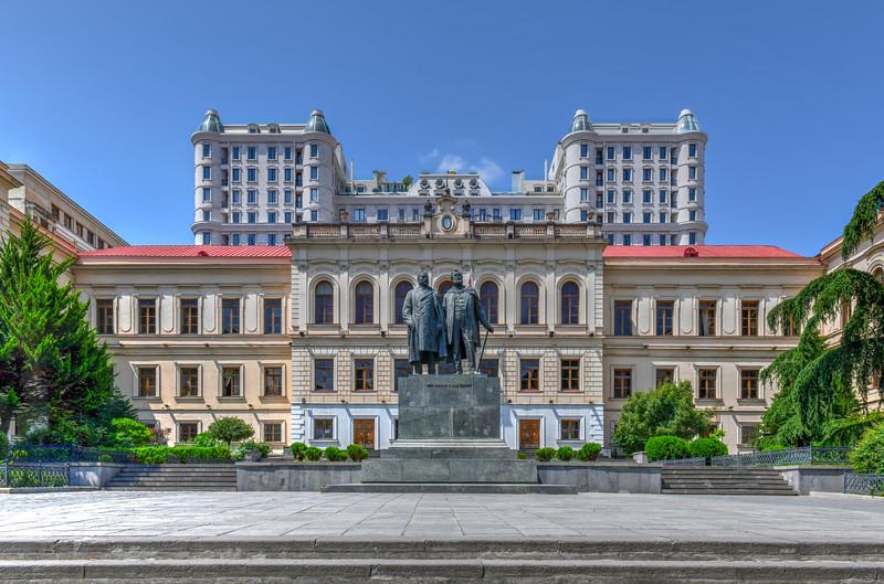 Tbilisi Classical Gymnasium - Georgia