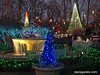 Christmas lights, Atlanta Botanical Garden
