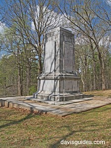 Illinois Monument, Kennesaw Mountain National Battlefield Park