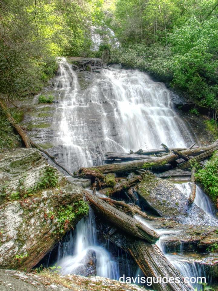 Anna Ruby Falls, Helen, Georgia
