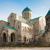 The Cathedral of the Dormition, or the Kutaisi Cathedral, more commonly known as Bagrati Cathedral, is an 11th-century cathedral in the city of Kutaisi, in the Imereti region of Georgia.
