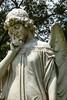 Angel in Myrtle Hill Cemetery, Rome, GA